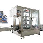 Automatický 4 plnící stroj průtokoměru pro 20-35L plnící stroj na měření průtoku oleje mazacím olejem