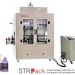 Stroj na plnění žíravých kapalin