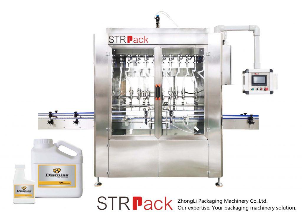Automatický stroj na plnění tekutin