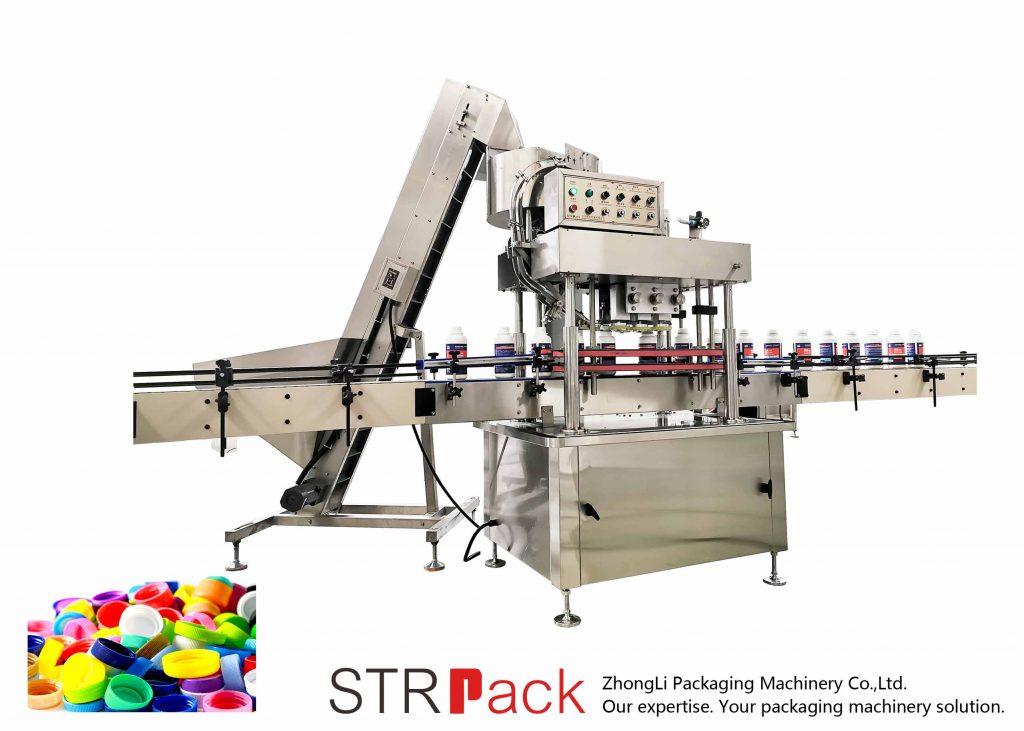 Automatický lineární uzavírací stroj