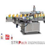 Automatický samolepicí etiketovací stroj s jednoduchými nebo oboustrannými stranami