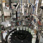 Výrobce plnicího stroje na aerosolové stříkání barvy
