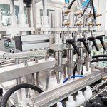Plnící stroj na gelové kapaliny
