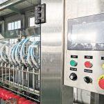 Plnící stroj pro ruční dezinfekci tekutin Automatický plnič pro ruční dezinfekční prostředky