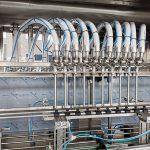 Plnění olivového oleje a limitovací linka ROPP