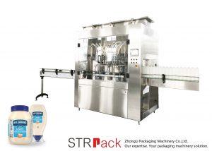 Plnicí stroj rotorového čerpadla STRRP